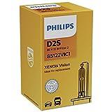PHILIPS D2S 85122VI C1 XenStart Vision Xenon Brenner 85V 35W PK32d-2