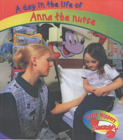 A day in the life of Anna the nurse