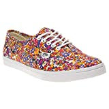 Vans Women's Authentic Lo Pro Classic Canvas Trainers