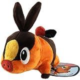 "Pokemon Center Official Nintendo Black & White Plush -Pokabu /Tepig 5"""