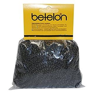 Usacord Betelon PPM Seil 4 mm, 8-er Geflecht, 30 m, schwarz, 110540300303