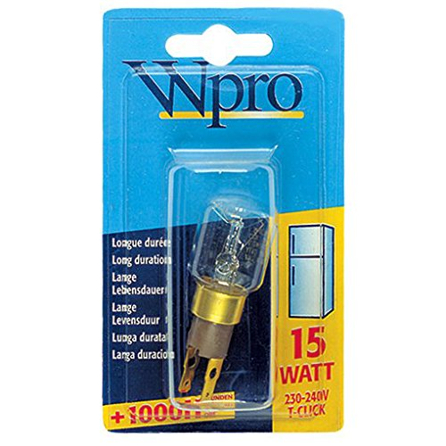 Véritable lampe de réfrigérateur et de congélateur par Whirlpool - 15W, T25