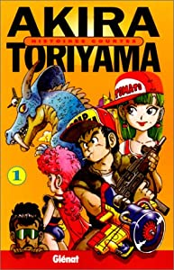 Histoires courtes d'Akira Toriyama Edition simple Tome 1