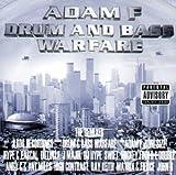 Songtexte von Adam F - Drum and Bass Warfare