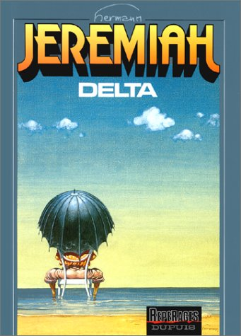 Jeremiah, tome 11 : Delta