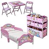 Room in a Box mit Modellauswahl - Kindermöbel - Möbel - Kinderbett - Bett - Tisch - Stühle - Kindertisch - Kinderstü