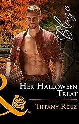 Her Halloween Treat (Mills & Boon Blaze) (Men at Work, Book 1)