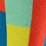 FALKE Damen Skisocken SK4 Brick, Merinowollmischung, 1 Paar, Blau (Fiji 6423), Größe: 41-42