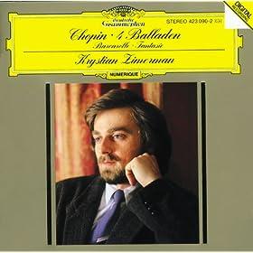 Chopin: Ballade No.2 In F, Op.38