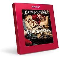mydays Weihnachtsbox   X-Mas Geschenkidee für Frauen & Männer   inkl. Geschenkbox