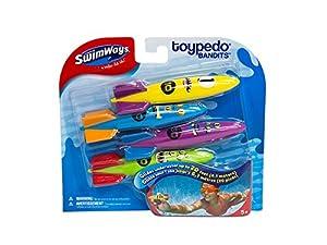 Swimways - Toypedo Bandits, juguete de piscina (Bizak 61922298)