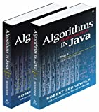 Bundle of Algorithms in Java, Third Edition, Parts 1-5: Fundamentals, Data Structures, Sorting, Searching, and Graph Algorithms: Pts. 1-5