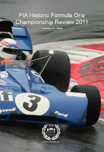 Historic Formula One 2011: Championship Review por Jon Bunston