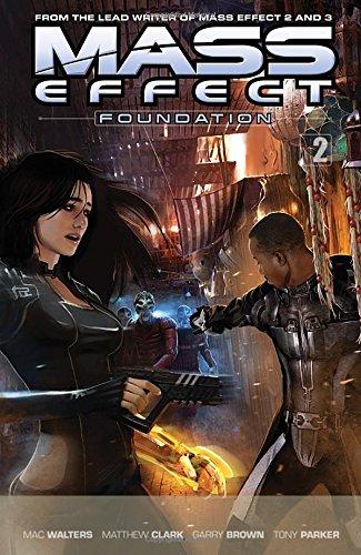 Mass Effect: Foundation Vol.2 (Mass Effect Vol 2)