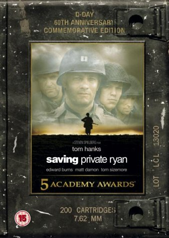 Saving Private Ryan 60th Anniversary [DVD] [1998]