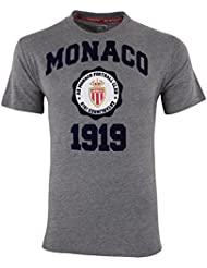 T-shirt AS MONACO - Collection officielle ASM FC - Football -Taille adulte homme