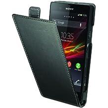 MCA SESLI0035 - Funda slim negra para Sony Xperia Z