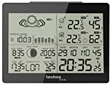 Station météo TechnoLine WS 6760, noir