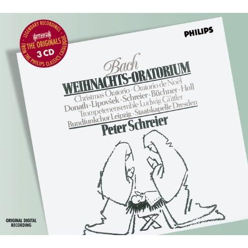 Bach, J.S.: Christmas Oratorio (3 CDs)