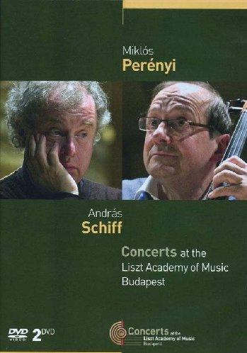 Kammermusik für Cello oder Kontrabass - Miklos Perenyi & Andras Schiff - Concerts at Liszt
