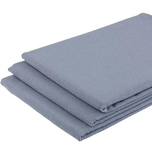 4-er Set Geschirrtuch Druckmotiv Küchentücher Küchenhandtuch Glastuch Baumwolle