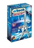 Eitech 00460 - Metallbaukasten - Eiffelturm Set, 250-teilig