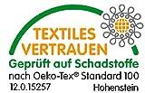 3-teiliges Hussenset von Gode in terrakotta, für 50 cm Tische, Made in Germany!!! 1137-22 - 3