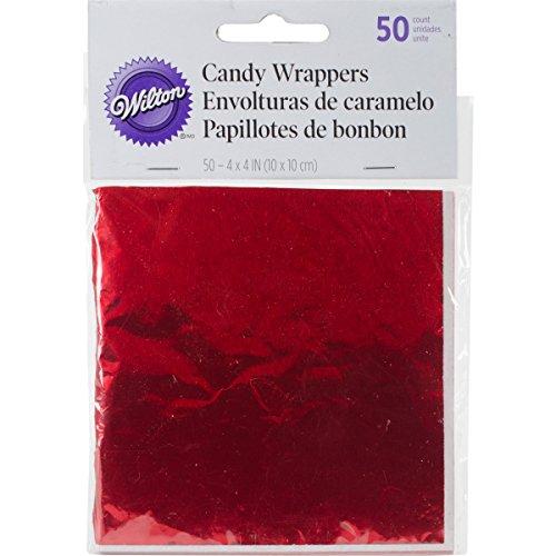 sventare-candy-wrapper-4-x-4-50-pezzi-rosso
