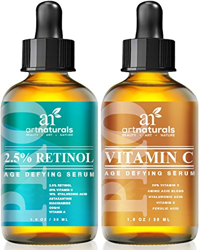 art-naturals-organic-20-vitamin-c-serum-10-oz-25-vitamin-a-retinol-serum-10-oz-holiday-gift-set-best