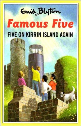 Enid Blyton's five on Kirrin Island again.