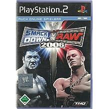 PS2 WWE SMACK DOWN VS. RAW 2006