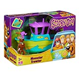 Scooby Doo Mystery Mini Vehicle & Figure Set Monster Trawler