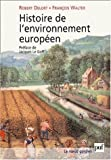 Histoire de l'environnement européen