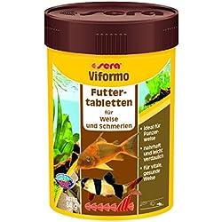 Sera Viformo - Alimento en pastillas para peces de fondo (100ml)