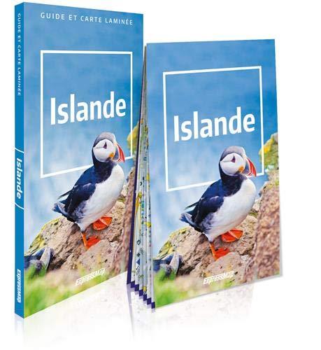 Islande : Guide et carte laminée par  (Coffret produits - Apr 5, 2019)