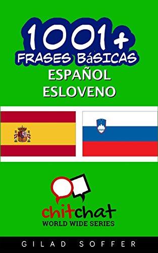 1001+ frases básicas español - esloveno por Gilad Soffer