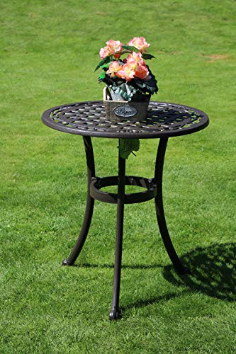 Mobilier jardin Table ronde 60