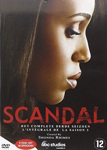 Scandal - Saison 3 [Import belge]