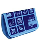 VW Collection by BRISA BUNE22, Kulturtasche Blau blau M