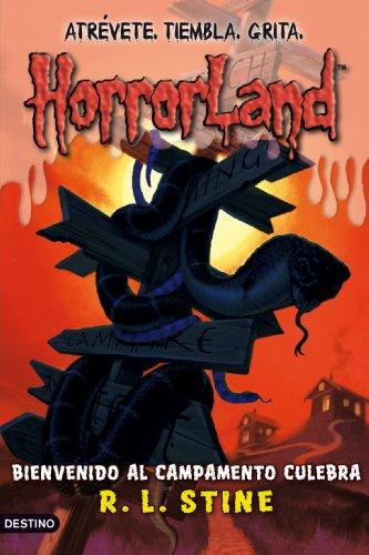 Bienvenido al campamento culebra: Horrorland 9