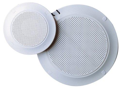 Weiß Kunststoff Circular Decke Grill für 200 mm-Treiber
