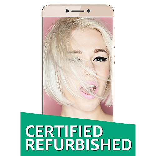 (Certified Refurbished) Coolpad Cool 1 C103 (Gold, 32GB)