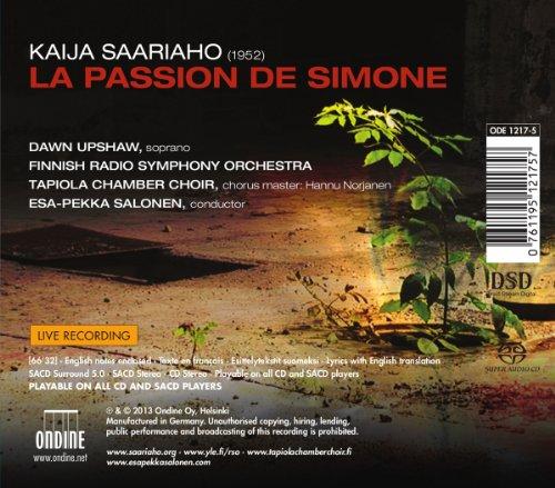 La Passion De Simone