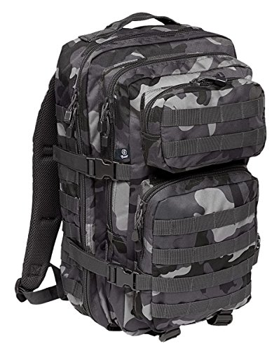 US Cooper Rucksack large darkcamo