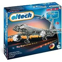 Eitech C10 570pieza(s) - Juegos de construcción (570 pieza(s), Metálico, Metal, 460 mm, 440 mm, 120 mm)