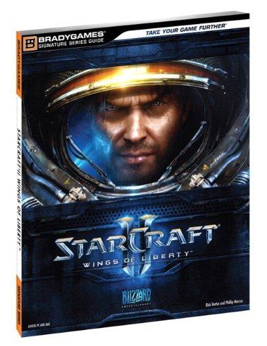 Guía Estrategia StarCraft II. Wings Of Liberty por Vv.Aa.