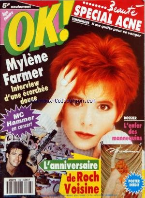 Voisin Enfer - OK [No 796] du 15/04/1991 - -