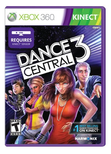 Dance Central 3 - Dance 3 Xbox Central 360