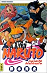 Naruto Edition simple Tome 2