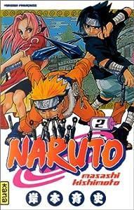 Naruto Edition simple Tome 2
